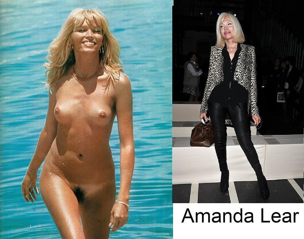 Amanda lear speaks