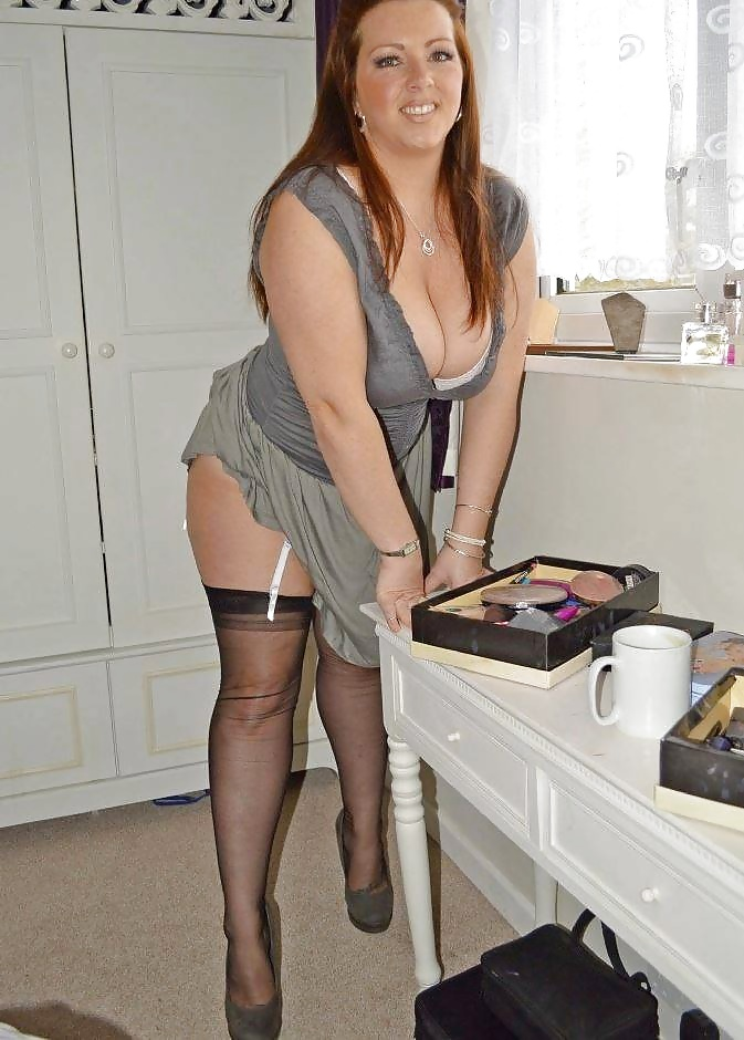 Pictures of milfs in stockings