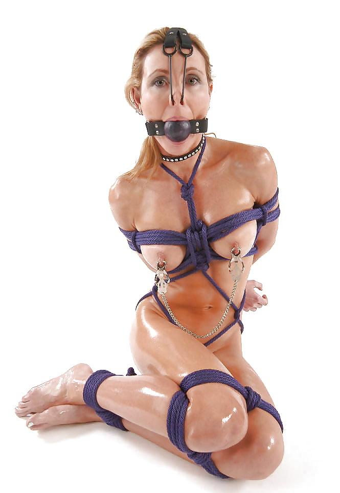 Rope bondage fashion
