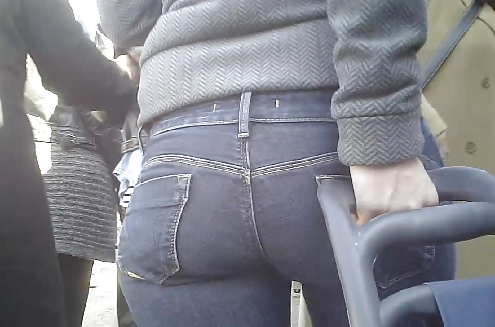 Sexy tight jeans porn-9139