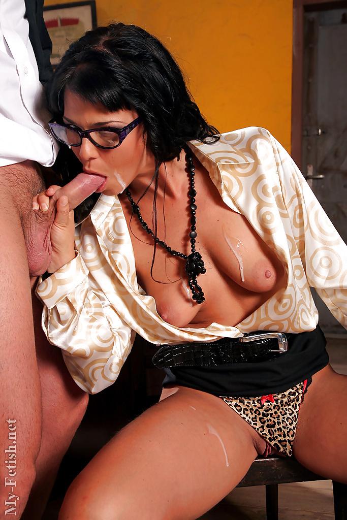 Anal actress my
