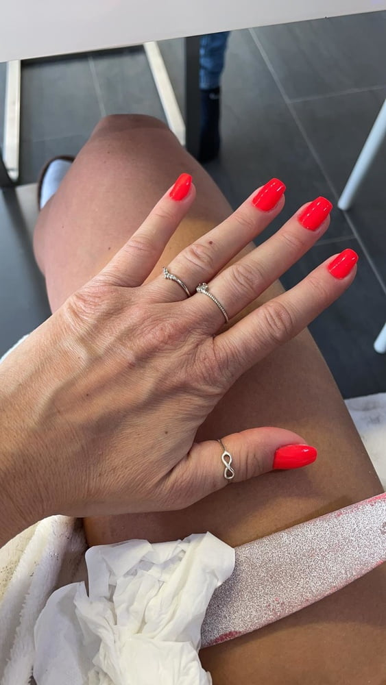 Feets and Nails - 6 Pics