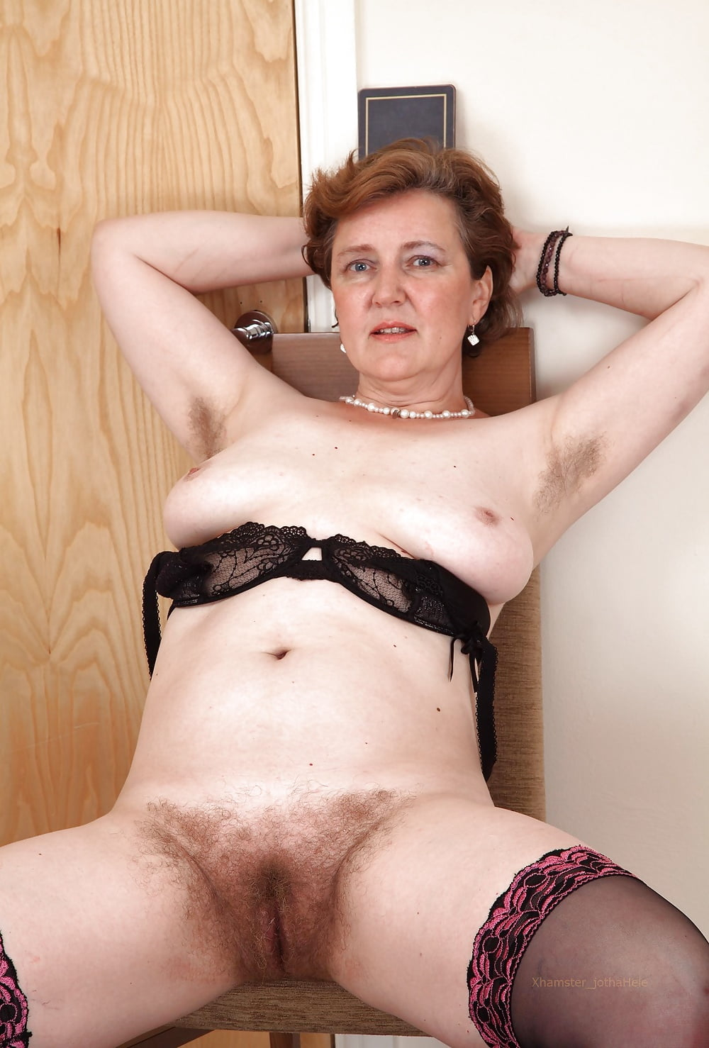 Old Hairy Mature