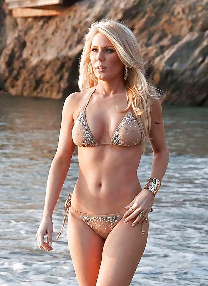 Fucking gretchen rossi naked
