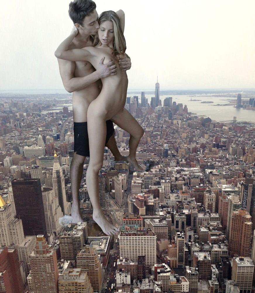 Naked city grand guignol
