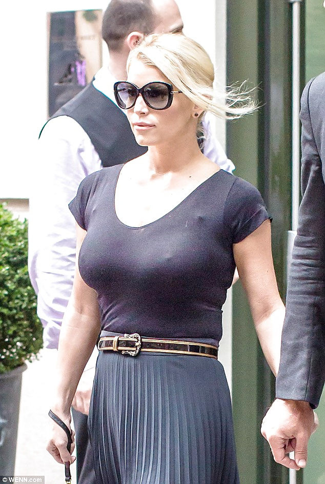 Jessica simpson shows off her enormous nursing breasts in a tasteful way