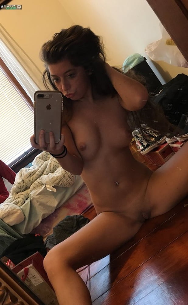 My girlfriend selfie