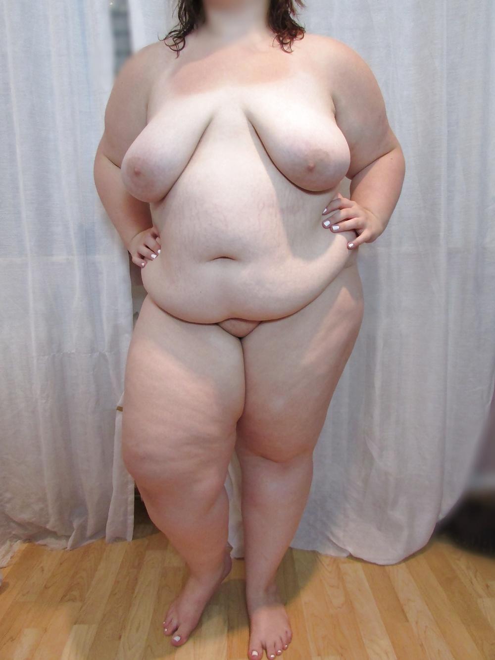 Chubby girls in bikini