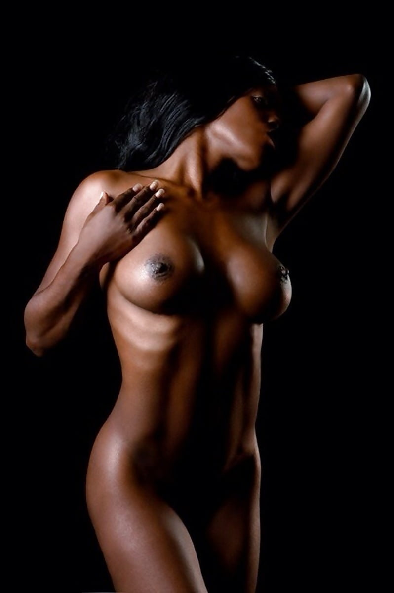 Beautiful Ebony Women Naked