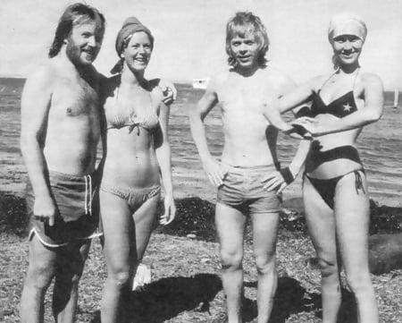 Fältskog naked agnetha Agnetha Faltskog