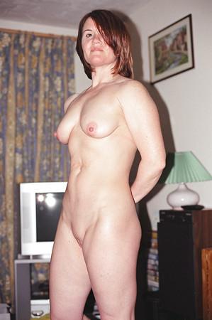 Housewife facial big tit