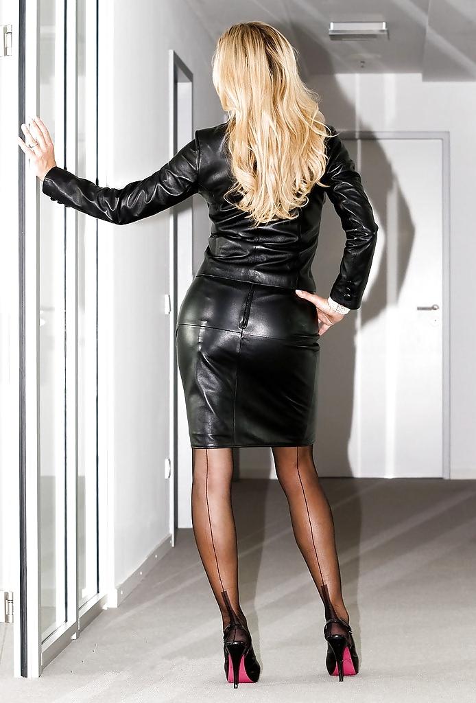 Women black pu leather skirt with belt fashion streetwear ruffles plea your stylish guru