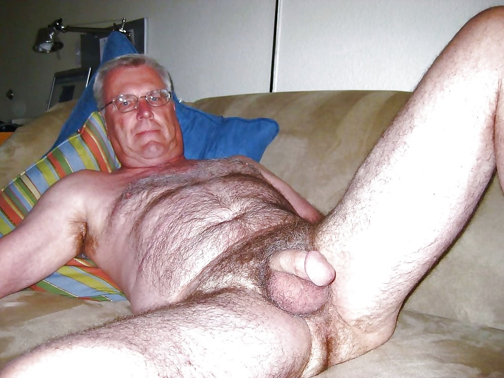 Old Man Big Cock Thread