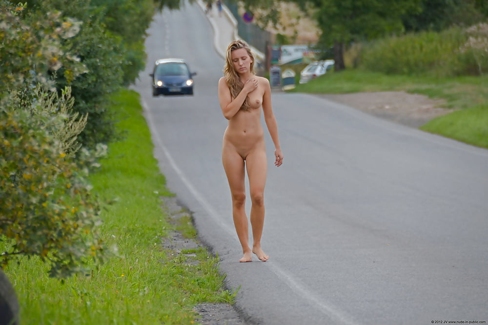 Walk nude or naked — 13
