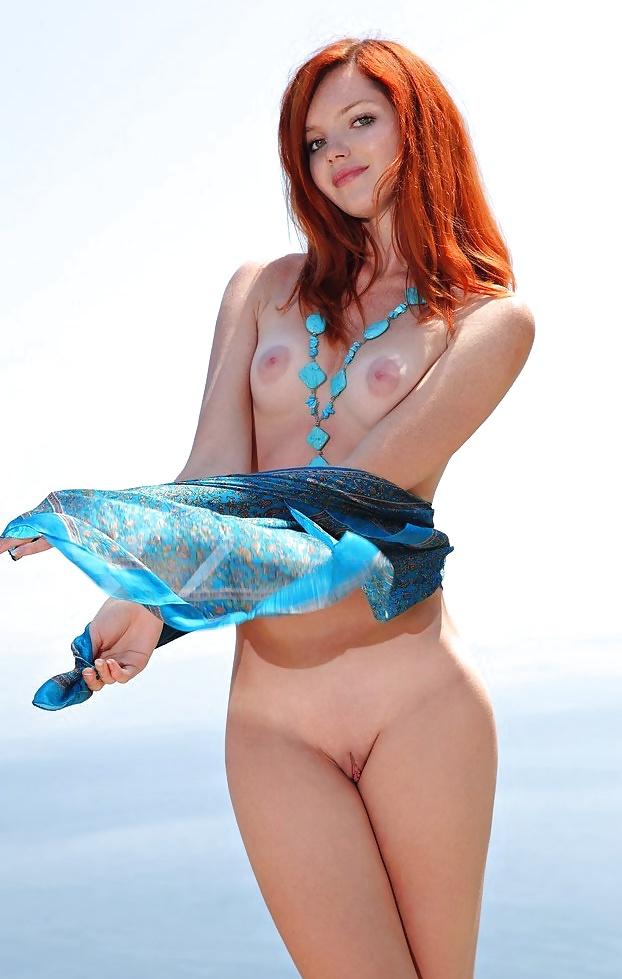 Beautiful naked redheads-3434