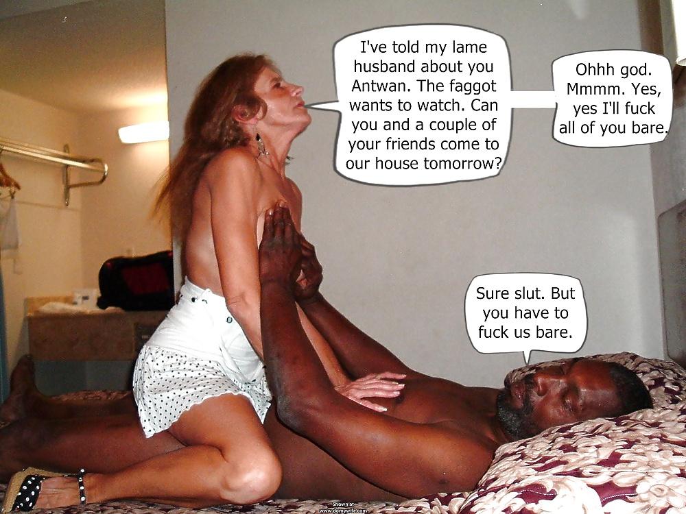 Interacial wife