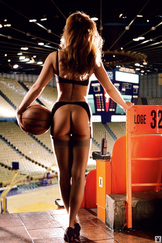 Jeanie Buss Nude Playboy