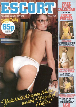 British Nude Magazine