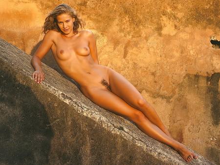Fahland nackt babette Playboy Magazine