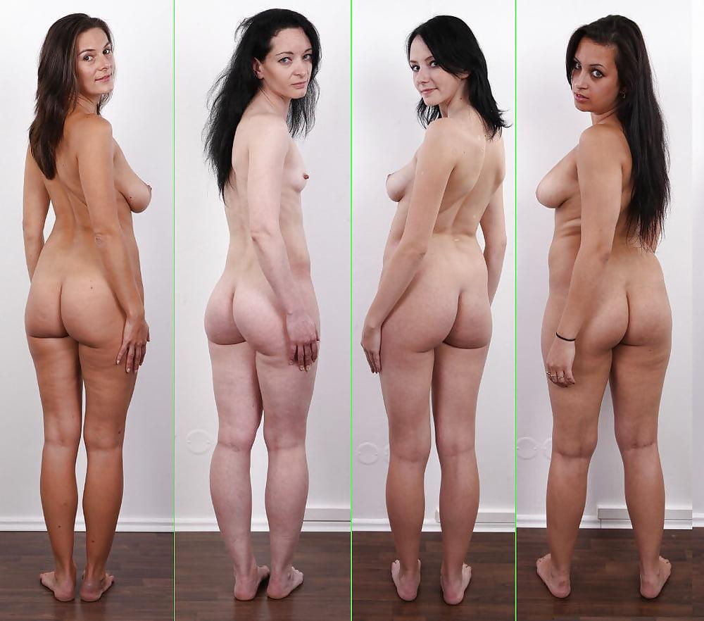 Фото попки кастинг, толстушки показывают раком свою попку смотреть в картинках