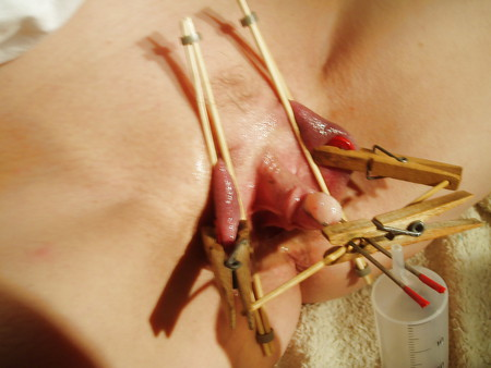 Clit stretching galleries