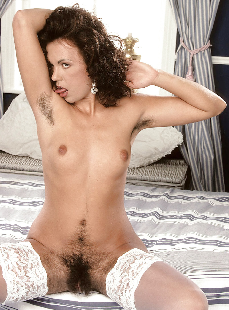 Sexy hairy lady-5556