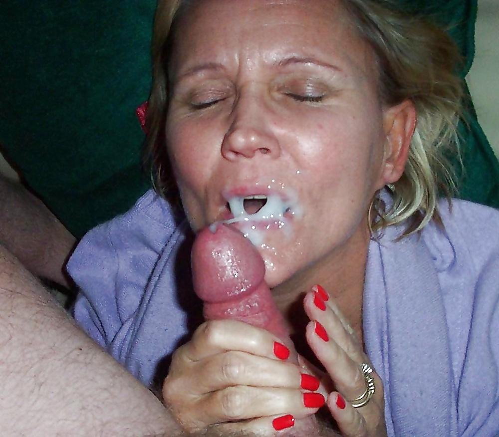 Mom swallow