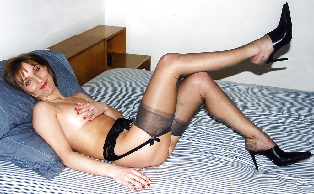 Daily mature stockings