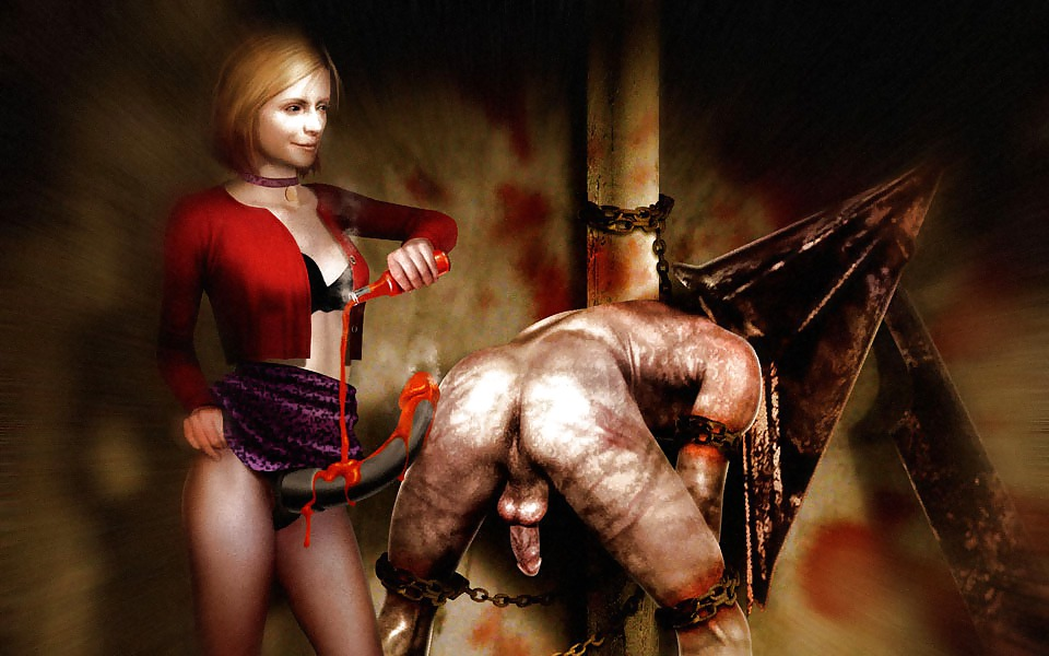 sex-wifes-silent-hill-homecoming-porn