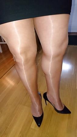 pantyhose Miniskirt and