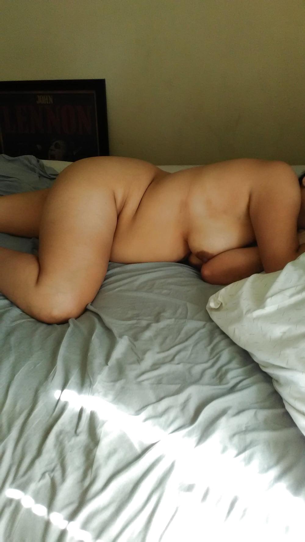 Chubby latina wife