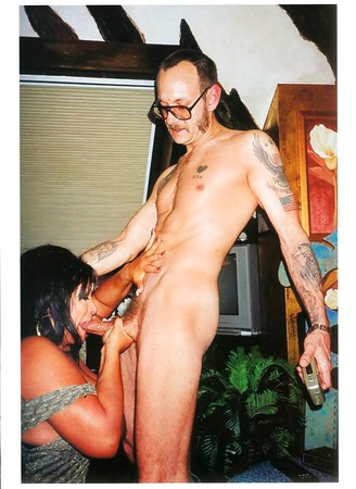Nude terry richardson Inside Terry