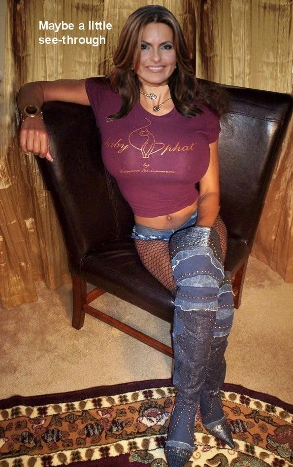 Mariska hargitay tight jeans pics 8