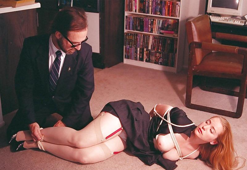 Stunning secretary bondage pictures here