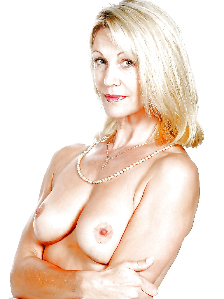 Sexy naked busty old women — photo 5