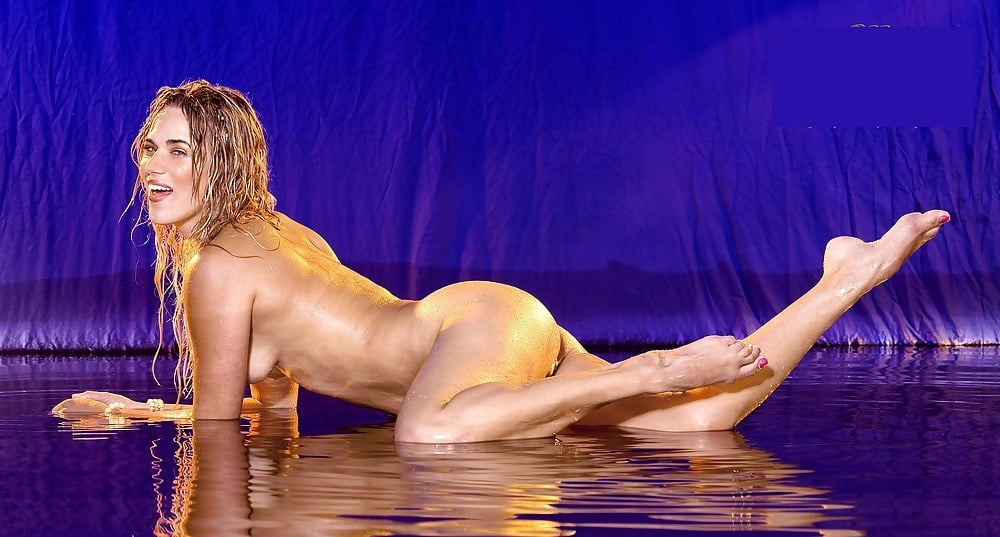 Wwe diva lana naked fucking threesome ass and pussy