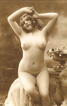Vintage lady's & Posture-num-003