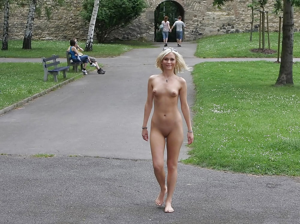 Public Nude Walk