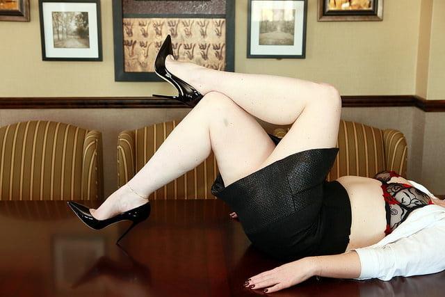 Sexy Milf, High Heels, Stocking Fotoshooting 6 - 126 Pics