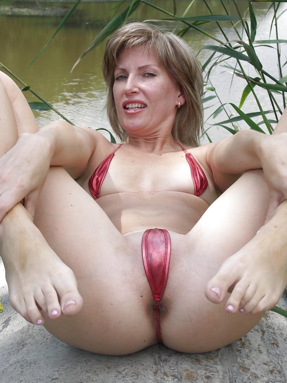 Мамки бикини порно — 15