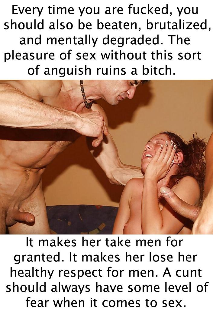 Submissive cunt