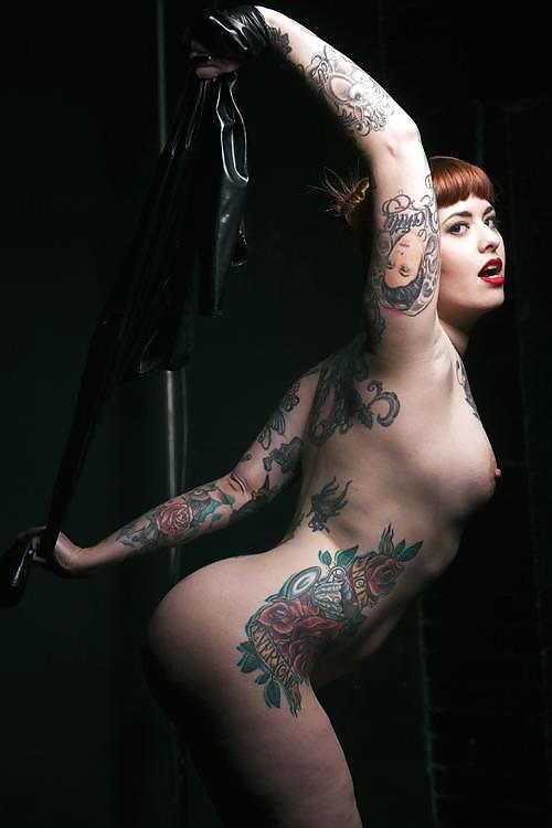 More naked crystal harris