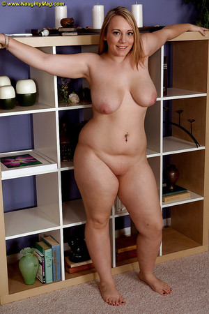 Sexy Rubenesque Nude Photo Png