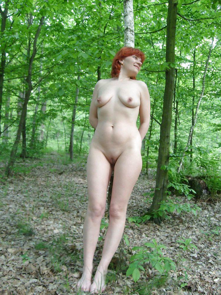 Wald amateur nackt German videos