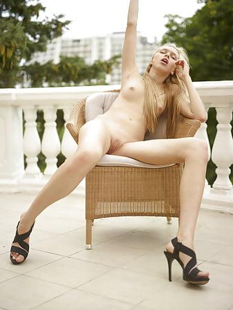 Brazen Blonde Smoking Hot Slavic Xha 1