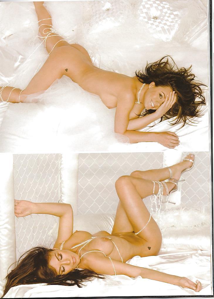 Rachelle Leah  nackt