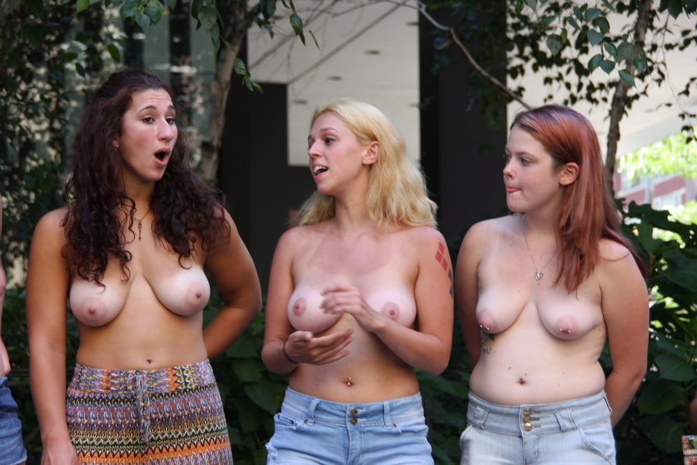 Free lesbian public