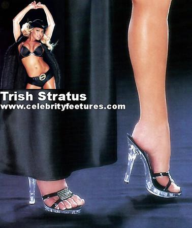 Trish stratus feet mature images