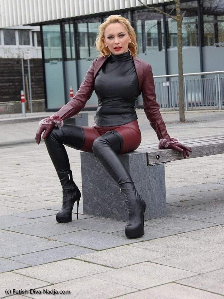 Diva nadja fetish CBT