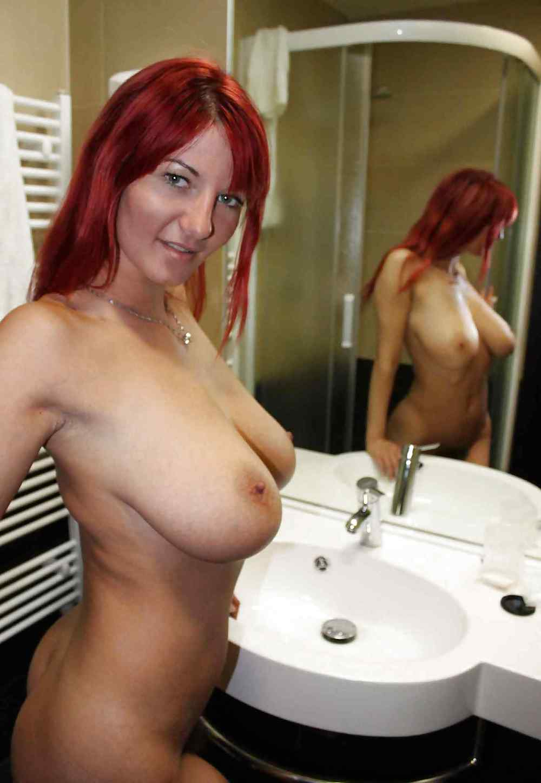 Large redhead milf — img 6